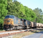 CSX 5121 north on the K&A sub